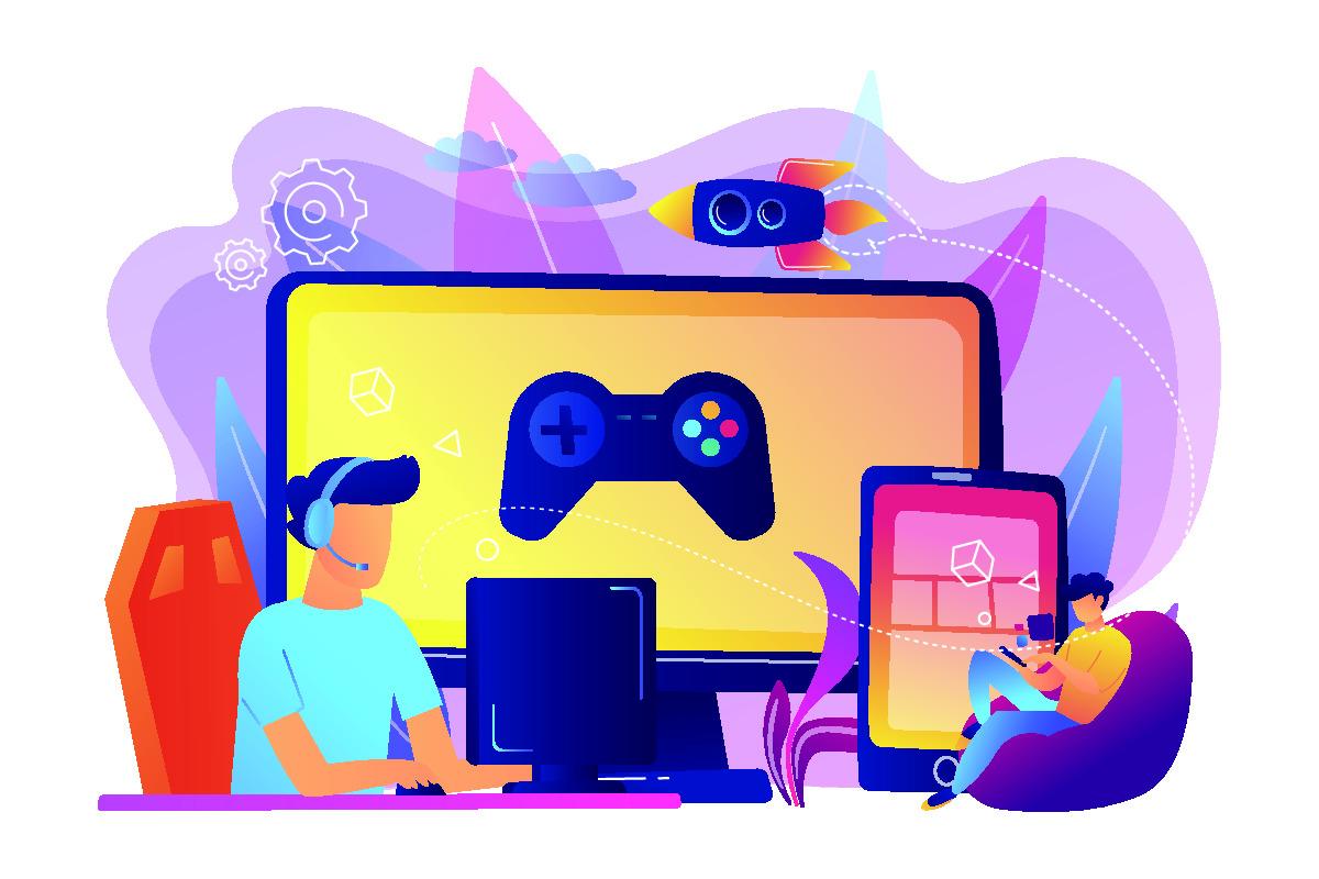 クロスプラットフォームに対応したゲーム開発をするためには